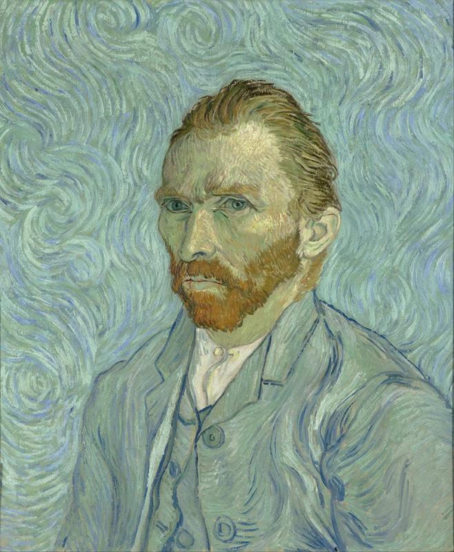 ภาพ Portrait ของVincent van Gogh