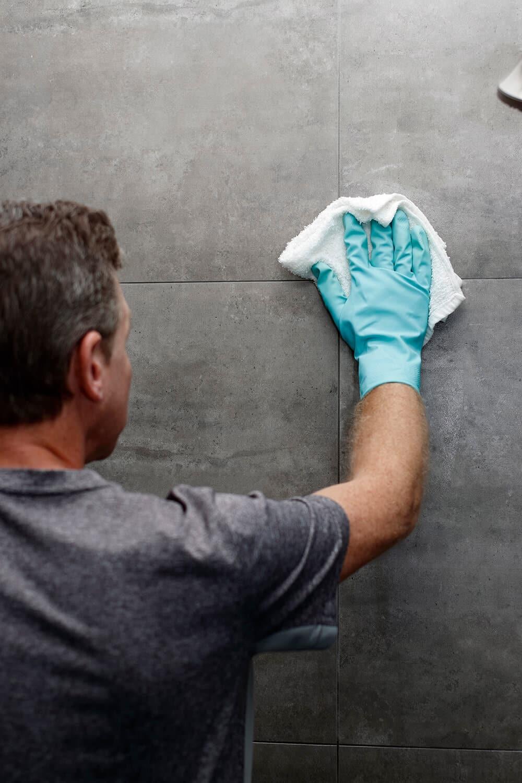 ผ้าชุบน้ำยา ทำความสะอาดอลูมิเนียมคอมโพสิต
